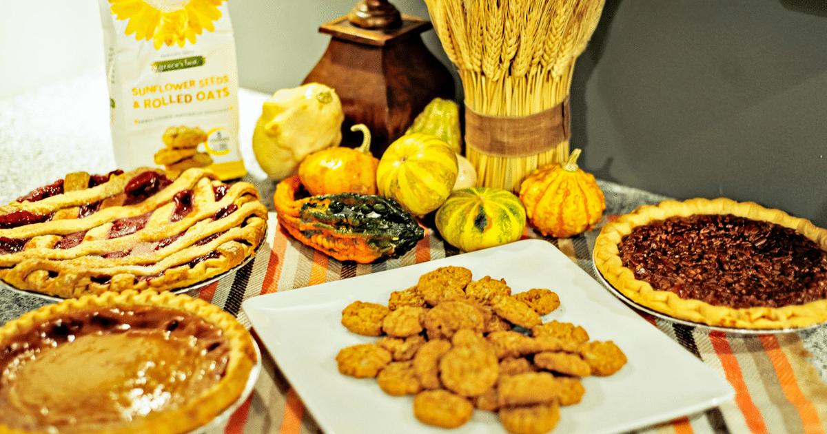 Grace's Best cookies pie crust